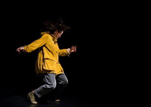Kate Jackson in Red Road Dance Theatre