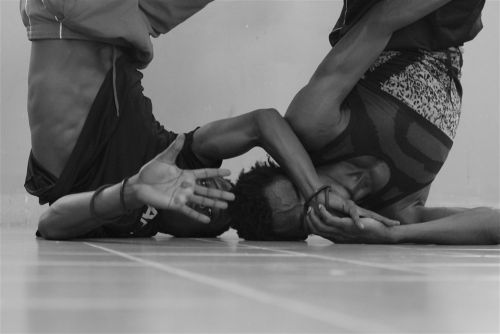 Residence Koubri 1 Choreography Avatâra Ayuso ©Margo Tamize