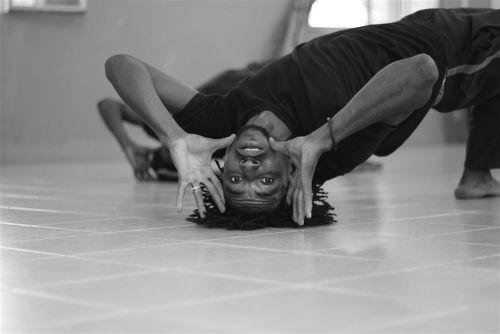 Residence Koubri 4 Choreography Avatâra Ayuso ©Margo Tamize